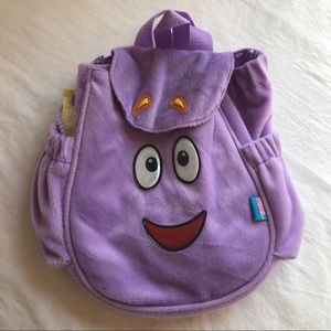 Dora's Backpack with Map